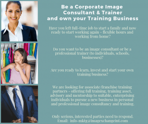 ImageXchange Be an Image Consultant and own your training business