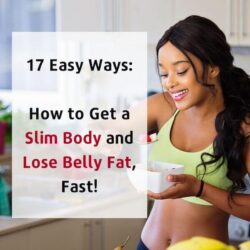 Want to look slimmer and younger? Lose (excess) weight