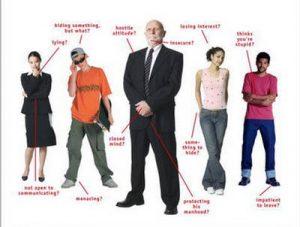 ImageXchange Personal Image Body Language Communication