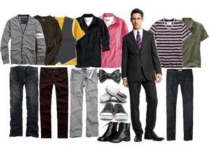 ImageXchange Men's Wardrobe Free Personal Image Consultation