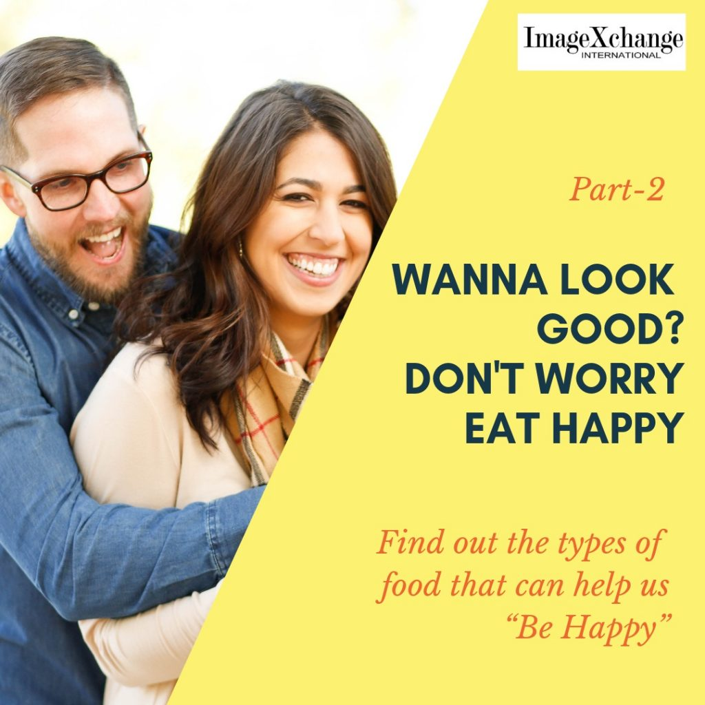 ImageXchange Learn how to manage Personal Image. Wanna Look Good? Don't Worry, Eat Happy